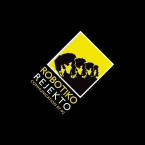 ROBOTIKO REJEKTO Communication 87-92 2LP VINYL 2019 LTD.500