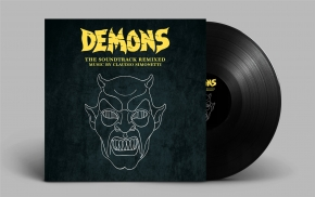 CLAUDIO SIMONETTI Demons [1] The Soundtrack Remixed LP VINYL 2019 LTD.499