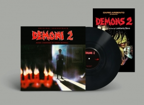 SIMON BOSWELL Demons [2] Original Soundtrack LP BLACK VINYL 2019 LTD.200