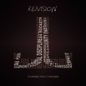 Re/Vision - The Skyqode Tribute To De/Vision CD Digipack 2015