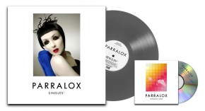 PARRALOX Singles 1 LIMITED LP GREY VINYL + BONUS CD 2019