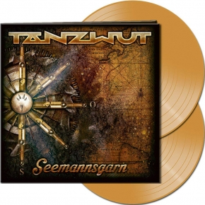 TANZWUT Seemannsgarn LIMITED 2LP GOLD VINYL 2019