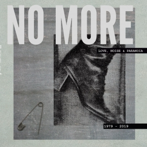 NO MORE Love, Noise & Paranoia LP VINYL + Downloadcode 2019