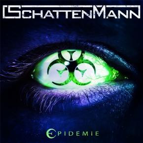 SCHATTENMANN Epidemie LIMITED CD BOXSET 2019