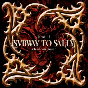 "SUBWAY TO SALLY Best of ""Kleid aus Rosen"" CD Digipack 2010"
