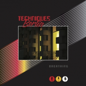 TECHNIQUES BERLIN Breathing/Remixes & Cover Versions LIMITED 2CD Digipack 2019