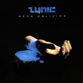 ZYNIC Neon Oblivion LIMITED LP BLUE VINYL 2017