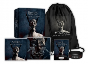 HOCICO Artificial Extinction LIMITED 2CD BOX 2019