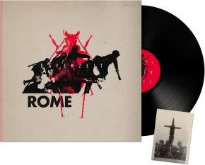 ROME Käferzeit LP VINYL 2019 LTD.500 (VÖ 30.08)