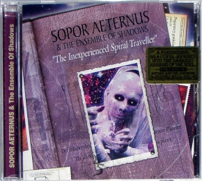 SOPOR AETERNUS The Inexperienced Spiral Traveller CD 2009 (Season Of Mist)