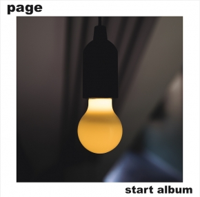 PAGE Start ALBUM LP VINYL 2019 LTD.300
