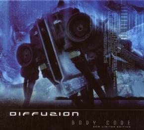 DIFFUZION Body Code LIMITED EDITION 2CD BOX 2008 ACYLUM