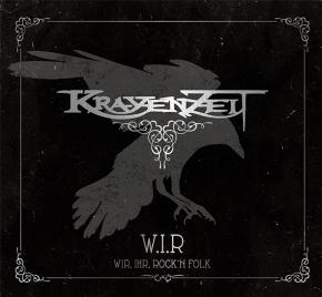 KRAYENZEIT W.I.R.-Wir, Ihr, Rock 'n Folk CD Digipack 2019