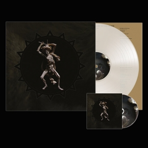 AWEN The Hollow In The Stone (180g Transparent LP VINYL+CD) 2019 LTD.500 (VÖ 04.10)