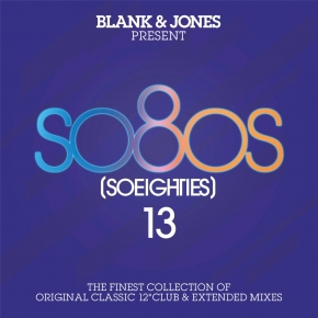 So80s (So Eighties) 13 2CD 2019 Blank & Jones DAF Underworld THE HUMAN LEAGUE