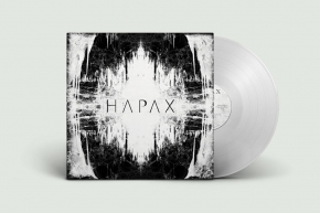 HAPAX Cave LP WHITE VINYL 2019 LTD.333