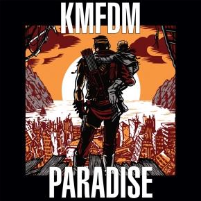 KMFDM Paradise CD 2019