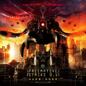 PREEMPTIVE STRIKE 0.1 Harbinger MCD 2019 LTD.100