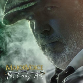 MAJORVOICE This Lonely Ark CD Digipack 2019
