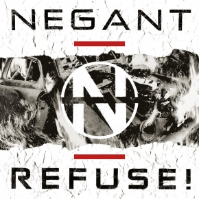 NEGANT Refuse! CD Digipack 2019 LTD.300