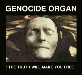GENOCIDE ORGAN The Truth will make you free LP BLACK VINYL 2019