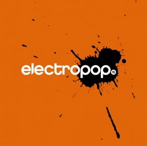 ELECTROPOP VOL.15 CD 2019 People Theatre THE NEW DIVISION