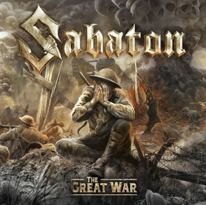 SABATON The Great War CD 2019