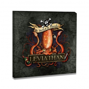 MR.HURLEY & DIE PULVERAFFEN Leviathan CD Digipack 2019