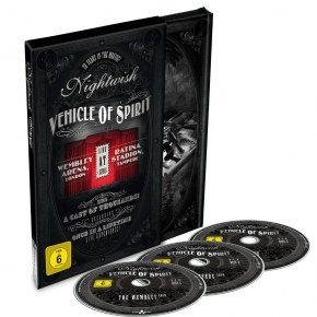 NIGHTWISH Vehicle Of Spirit 3DVD 2016