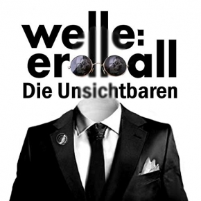 """WELLE ERDBALL Die Unsichtbaren 12"""" VINYL 2019 LTD.1000"""