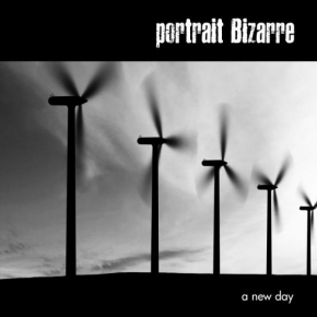 PORTRAIT BIZARRE A New Day LP VINYL 2011 LTD.520
