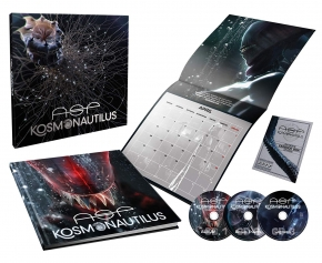 ASP Kosmonautilus LIMITED 3CD BOX 2019