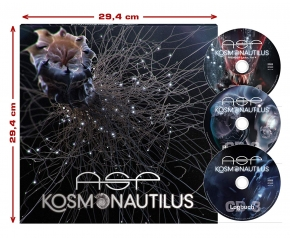 ASP Kosmonautilus LIMITED 3CD BOX (VÖ 29.11)