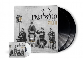 FREI.WILD Still II LP GATEFOLD BLACK VINYL 2019 (VÖ 29.11)