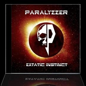 PARALYZZER Extatic Instinct CD 2019 (PARANOID)