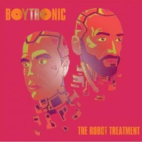 BOYTRONIC The Robot Treatment CD 2019