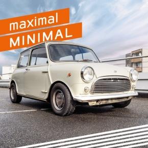 FREUNDE DER TECHNIK [PATENBRIGADE WOLFF] maximal MINIMAL CD 2019 LTD.500
