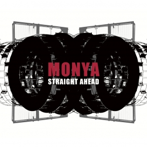 MONYA Straight ahead CD Digipack 2019 HANDS
