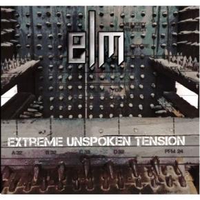 ELM Extreme Unspoken Tension CD Digipack 2019