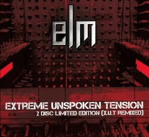ELM Extreme Unspoken Tension LIMITED 2CD Digipack 2019