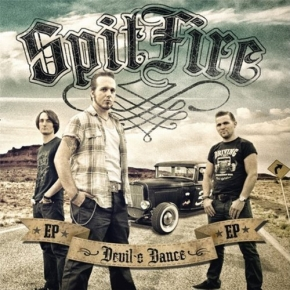 SPITFIRE Devil's Dance EP CD Digipack 2015