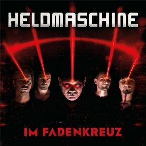 HELDMASCHINE Im Fadenkreuz CD Digipack 2019