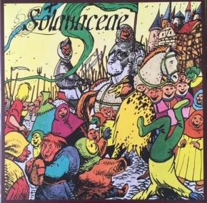 SOLANACEAE Same LP VINYL 2019 LTD.300