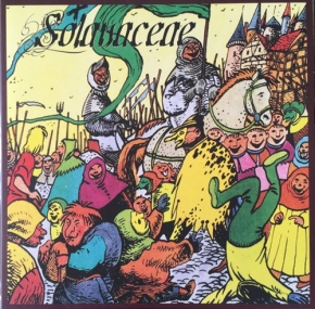 SOLANACEAE Same LIMITED LP OXBLOOD VINYL 2021