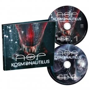 ASP Kosmonautilus 2CD DigiBook 2019 LTD.9999