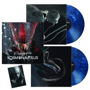 ASP Kosmonautilus 2LP BLUE MARBLE VINYL 2019 LTD.333 (VÖ 29.11)