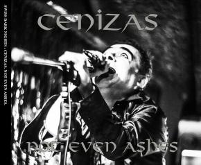 CENIZAS Not even Ashes CD Digipack 2019