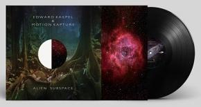 EDWARD KA-SPEL & MOTION KAPTURE Alien Subspace LP VINYL 2019 LTD.499