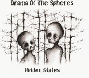 DRAMA OF THE SPHERES Hidden States CD Digipack 2019