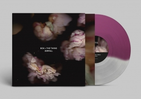 BOX AND THE TWINS Zerfall [limited half CLEAR/half PURPLE] LP VINYL 2019